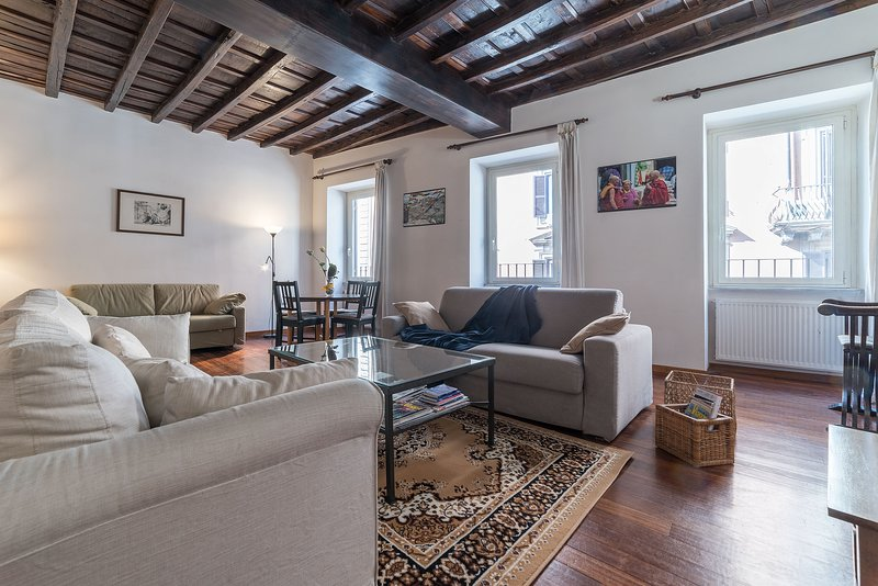 Spanish Steps 6Pax Apartment Chalet in Rome