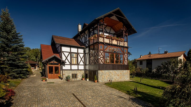 Vila Aurora - High Tatras Slovakia, holiday rental in Vysne Ruzbachy
