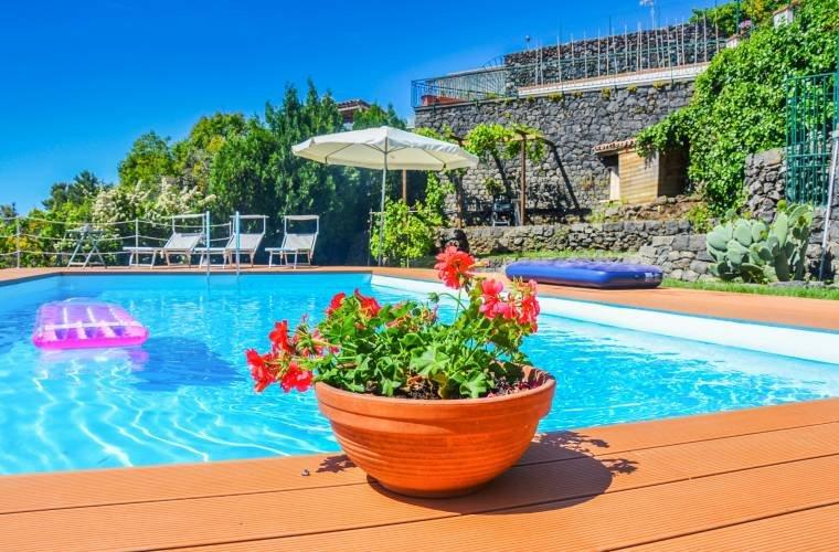 Villa N'Duccia, holiday rental in Pedara