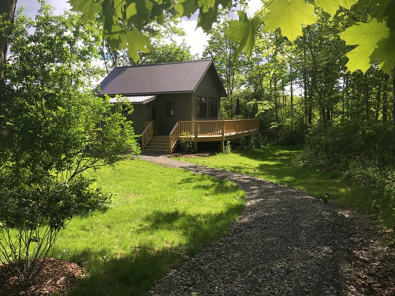 Owl Moon Cottage - A Romantic Finger Lakes Getaway, Family Friendly Too!, location de vacances à Spencer