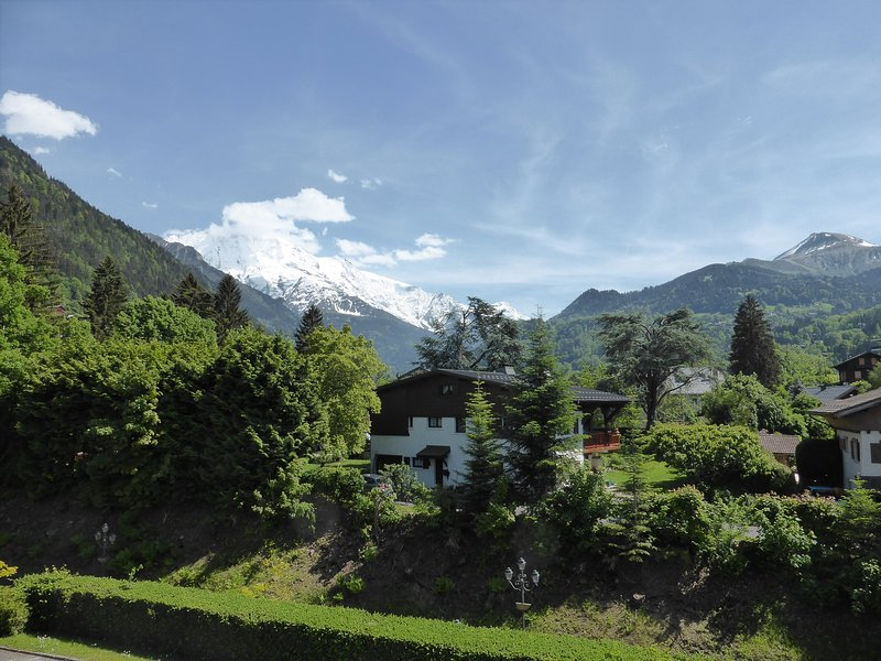 Cozy and intimate apartment, 300m from the gondola! Chalet in St Gervais