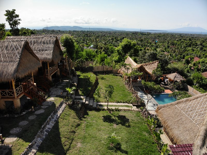 Menjangan Hill Room 1, vacation rental in Goris