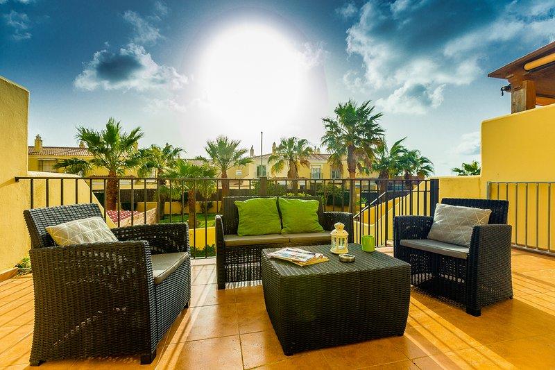 CASA ENTRE 2 MARES, holiday rental in Tarifa