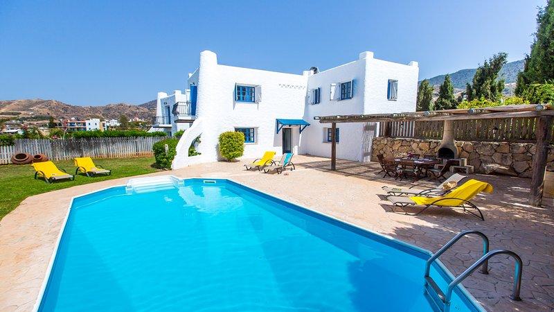 Pachiammos Villa, holiday rental in Nea Dimmata