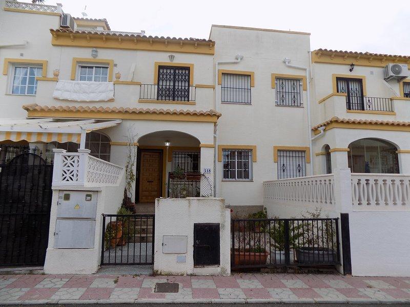 Casa Hurley, holiday rental in Monte Faro