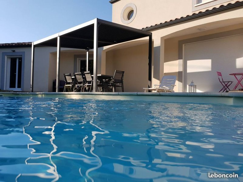 modern villa comfort