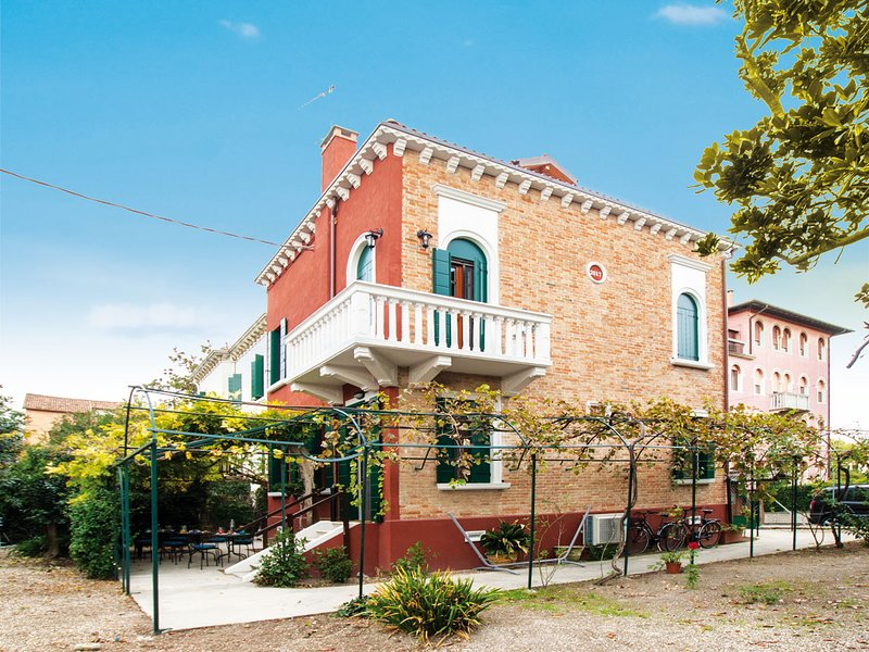 Villa Contarini BnB - Family, holiday rental in Lido di Venezia