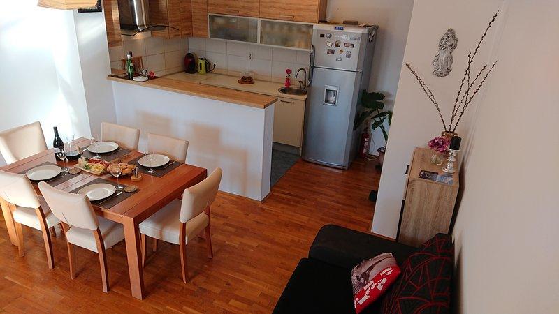 3 bedrooms apartment Navidat, casa vacanza a Novigrad