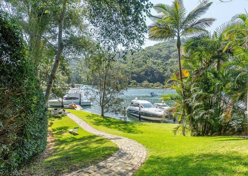 Hidden Beauty - Church Point, NSW, alquiler vacacional en Berowra