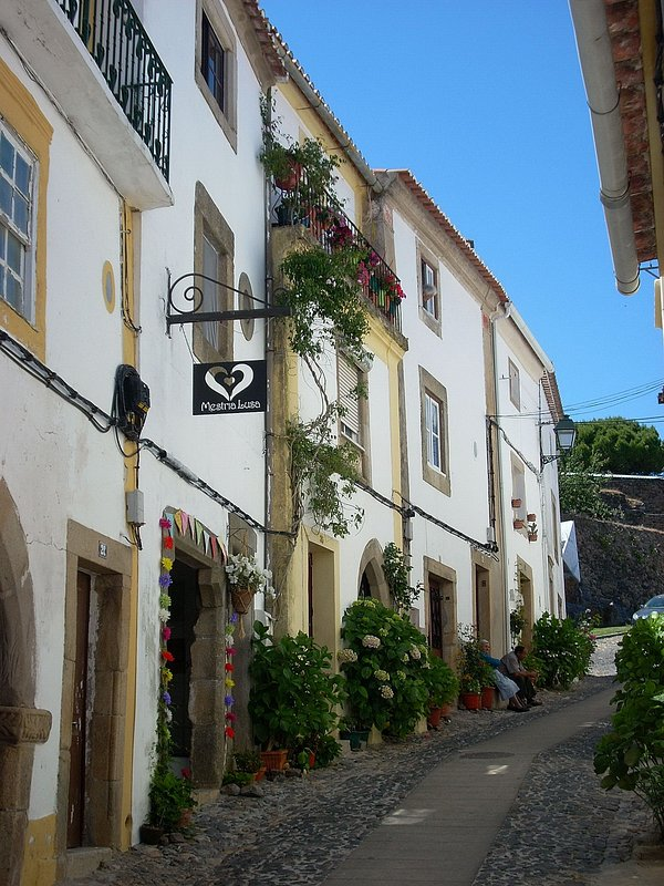Wander the winding streets of Castelo de Vide, explore its castle and ancient Jewish quarter