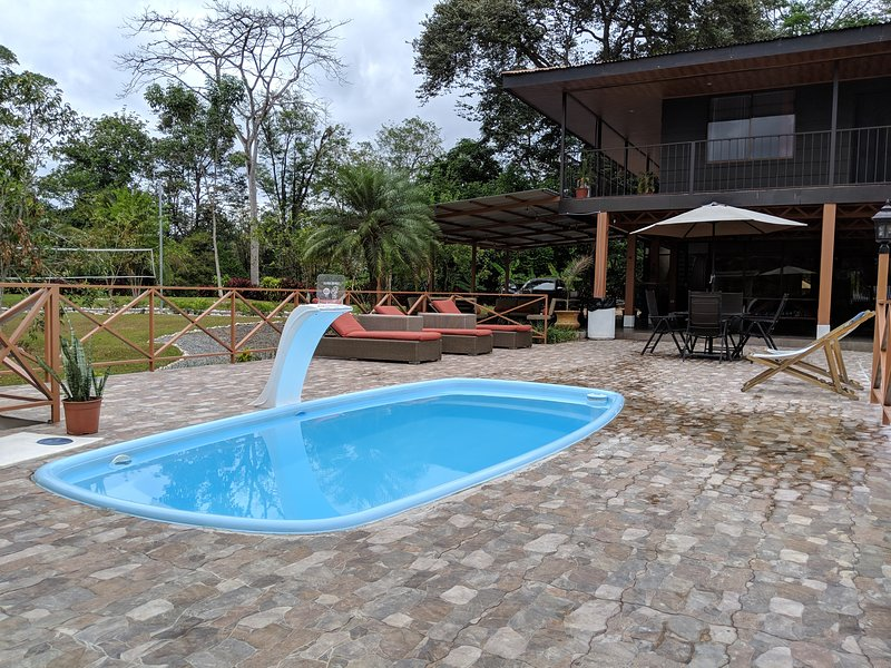 Fortuna Luxury Dream House(Arenal Volcano View), holiday rental in Aguas Zarcas
