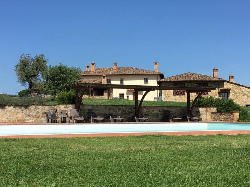 Agriturismo a Vagliagli ID 3459, vacation rental in Castelnuovo Berardenga