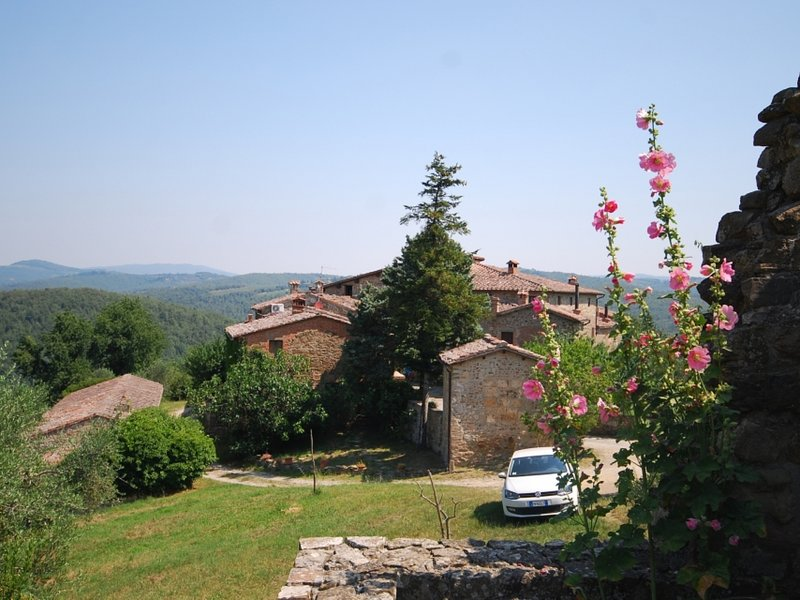 Agriturismo a Castelnuovo Berardenga ID 3463, location de vacances à Lecchi in Chianti