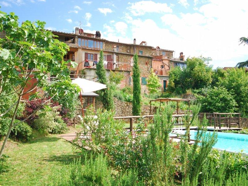 Casa vacanze a Bucine ID 3467, vacation rental in Nusenna