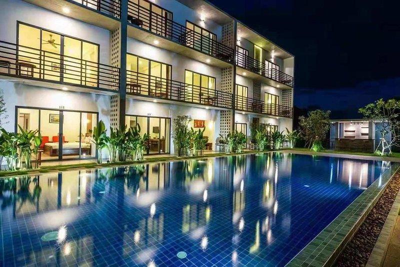 BanYan Tree Villa - Two Bedroom Suite (Unit 1), holiday rental in Svay Dangkum