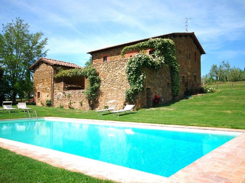 Country House a Castelnuovo Berardenga ID 3472, casa vacanza a Monastero d'Ombrone