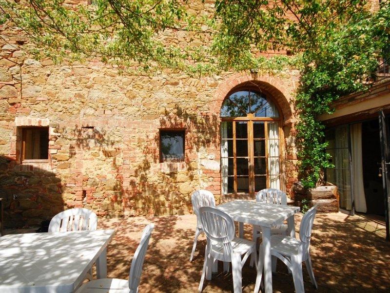 Country House a Castelnuovo Berardenga ID 3502, casa vacanza a Monastero d'Ombrone
