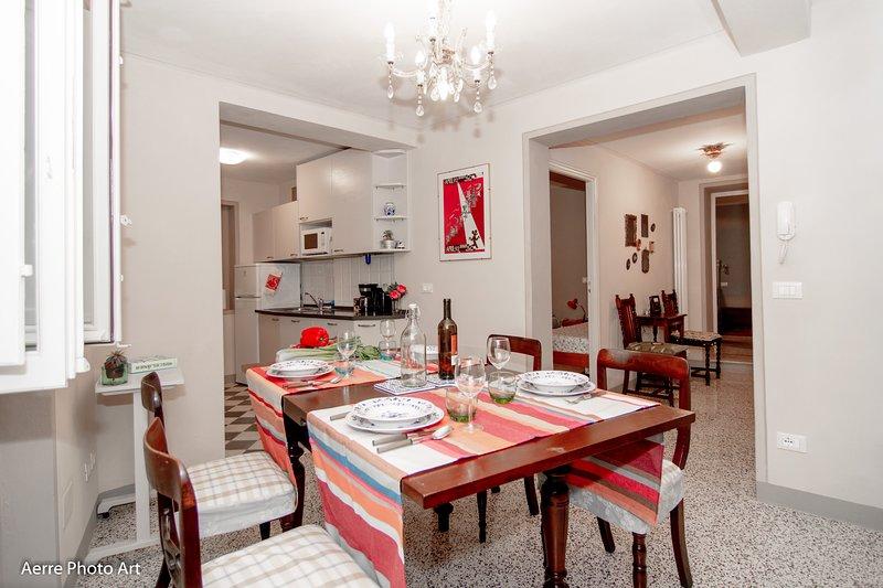 Casa Albertina, holiday rental in San Pietro in Campo