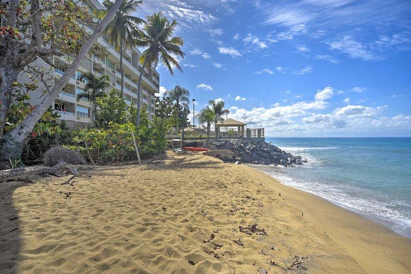 Seaside serenity awaits at this Rincon vacation rental condo!