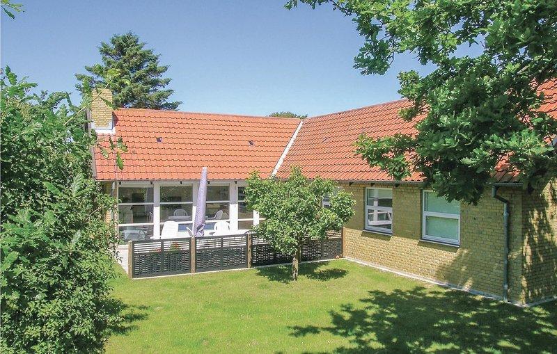Beautiful home in Skagen w/ WiFi and 3 Bedrooms, alquiler vacacional en Skagen