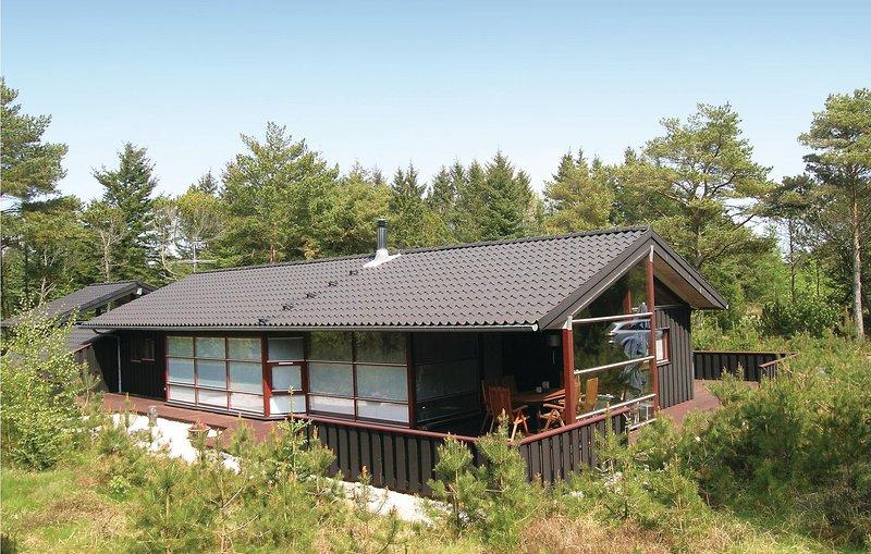 Beautiful home in Ålbæk w/ Sauna and 3 Bedrooms, alquiler vacacional en Skagen