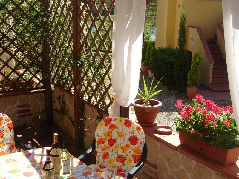 Appartamento a Casole d'Elsa ID 3593, alquiler vacacional en La Selva