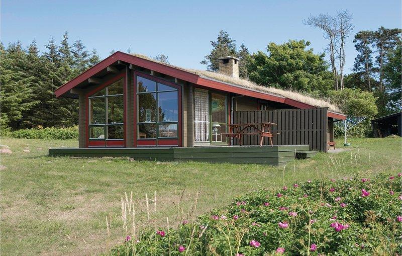 Stunning home in Hjørring w/ WiFi and 3 Bedrooms, location de vacances à Skallerup Klit