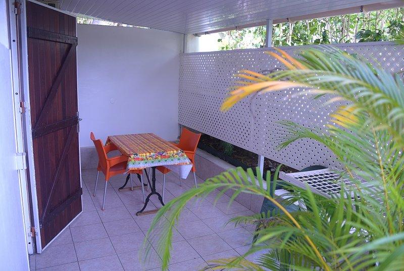 Studio, location de vacances à Petit-Bourg