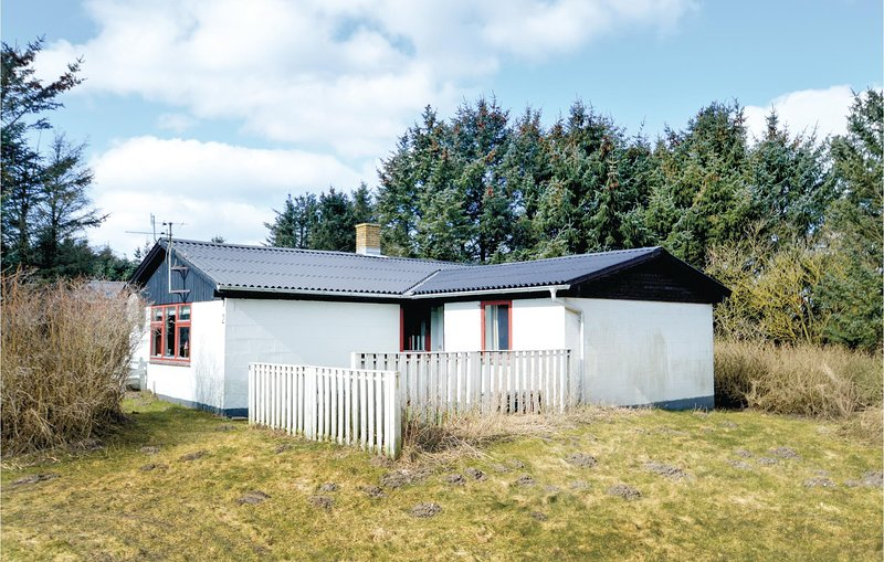 Beautiful home in Løkken w/ Sauna and 3 Bedrooms (A07501), holiday rental in Rubjerg
