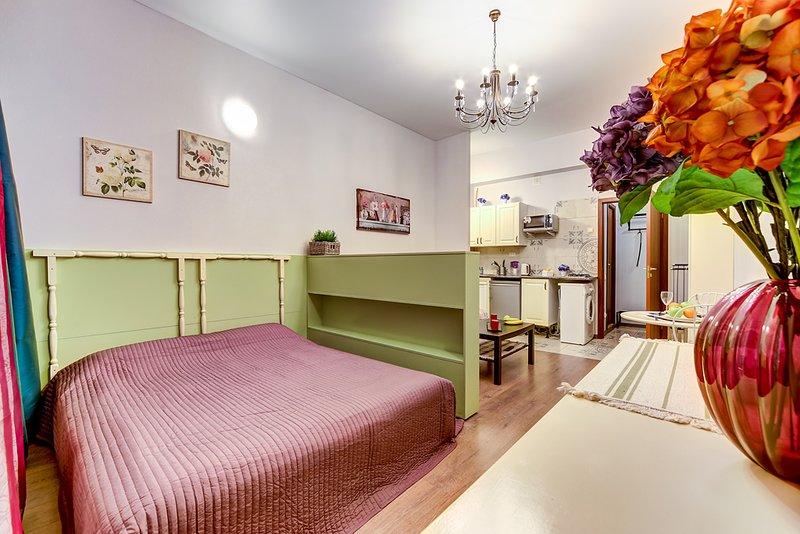 Provence Studios, alquiler de vacaciones en San Petersburgo
