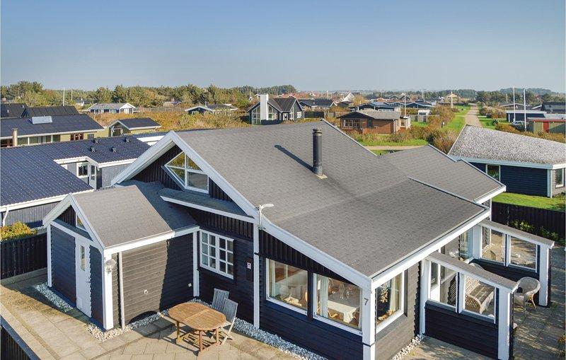 Nice home in Løkken w/ Sauna and 3 Bedrooms (A08460), Ferienwohnung in Saltum