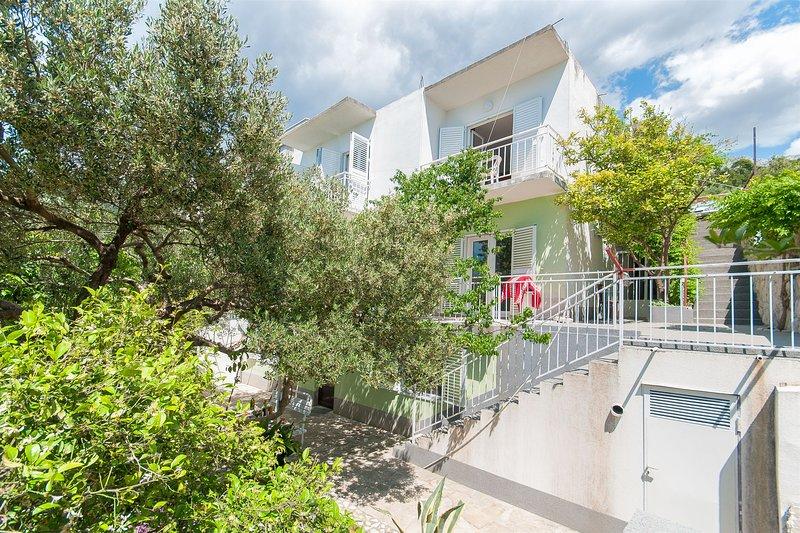 Apartments Zorica, alquiler de vacaciones en Tucepi
