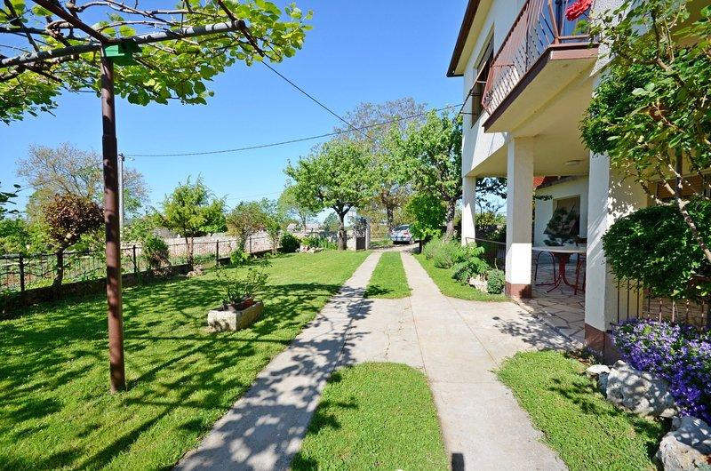 Apartment Srblin, alquiler de vacaciones en Sveti Petar u Sumi