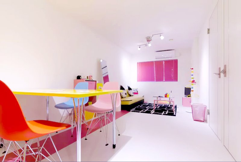 Pumped POP SWEET N°5 STYLE in Safe Calm Residential Area | The Local LifeStyles, holiday rental in Osaka
