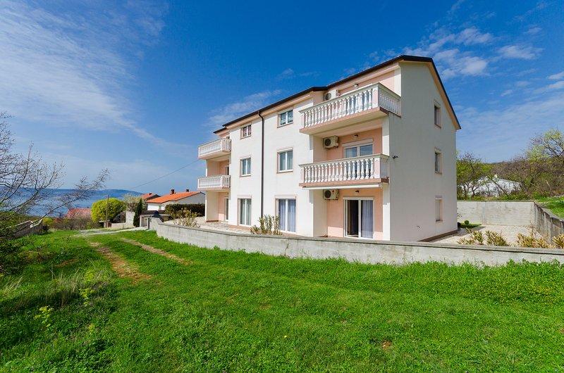 Apartments Maravera, alquiler vacacional en Breze