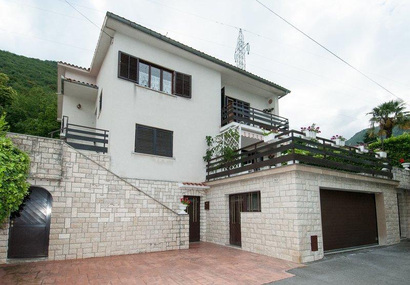 Apartment Ketty, alquiler de vacaciones en Moscenicka Draga