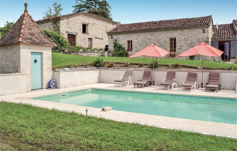 Luxueus landhuis in Lot-et-Garonne (FAT012), holiday rental in Pont-du-Casse