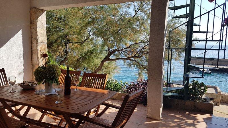House Robinzon Stipe, holiday rental in Gdinj