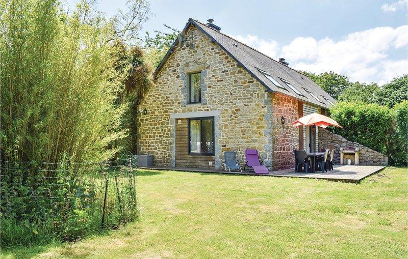 Amazing home in St Laurent Begard with 2 Bedrooms (FBC293), alquiler de vacaciones en Guingamp