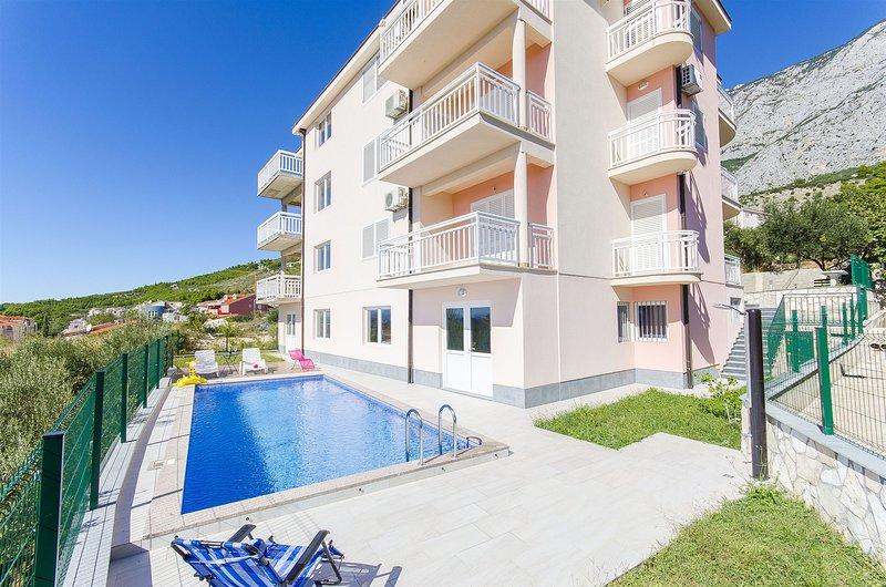 Apartments Seaview, alquiler de vacaciones en Tucepi