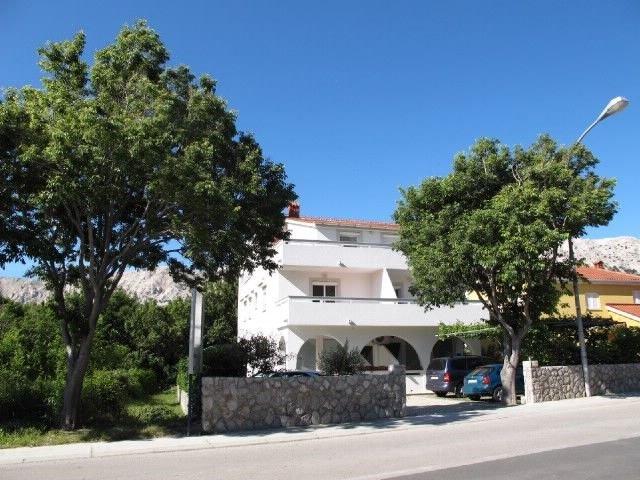 Apartments Dorijana, location de vacances à Jurandvor