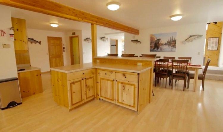 Alaska Fish Catcher Lodge Room 1, alquiler vacacional en Sterling