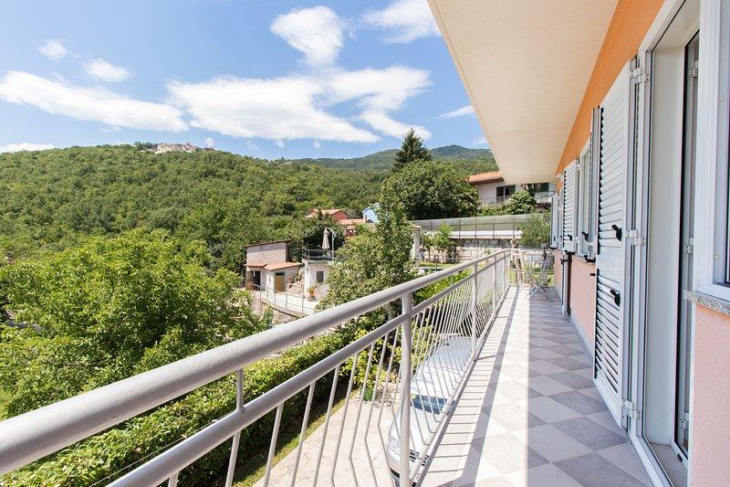 Apartments Vesna, holiday rental in Pobri