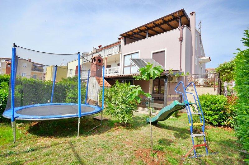 Apartments Hazim, aluguéis de temporada em Valbandon
