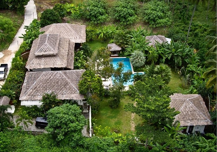 VILLA ROSAWADEE, vacation rental in Lamai Beach