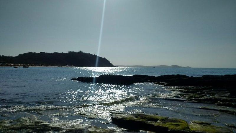 Playa de las Tortugas - Búzios