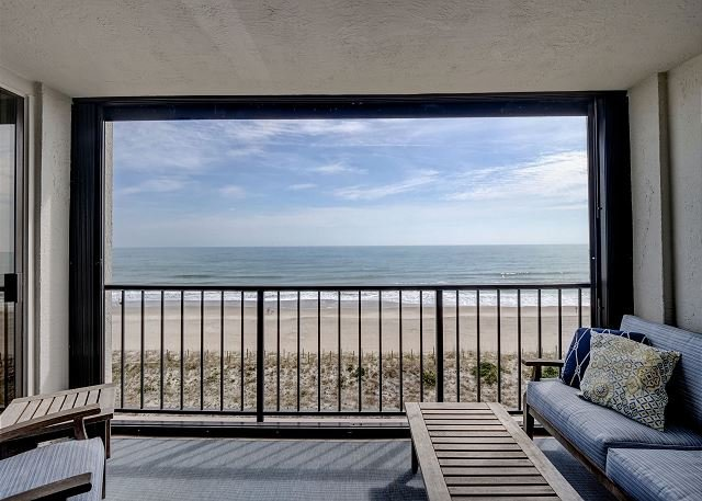 Station One 5C - Oceanfront condo in Wrightsville Beach