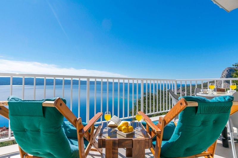 Apartments Luxury view, casa vacanza a Borak