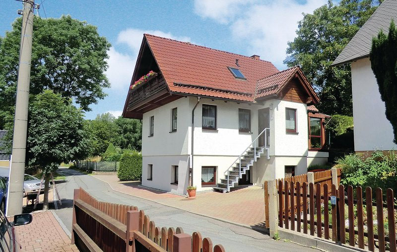 Awesome home in Auerbach/Ot Rempesgrün with 4 Bedrooms (DSA236), holiday rental in Thiergarten