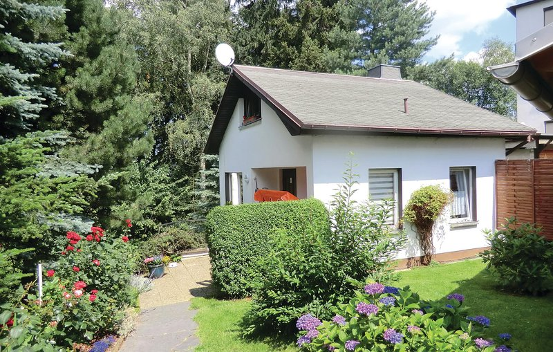 Stunning home in Auerbach with WiFi and 1 Bedrooms (DSA138), alquiler vacacional en Treuen